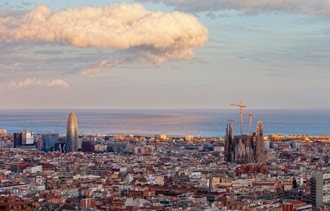 Barcelona – A city you can't help falling in love with!