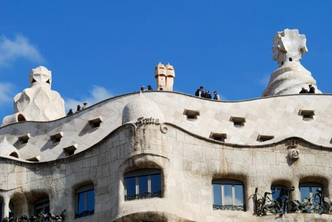 Casa Mila  or 'La Pedrera' – A visit to one of Barcelona's most iconic buildings