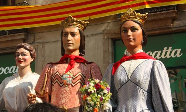 Barcelona's La Mercé Festival – Towers of Men, Streets of Fire