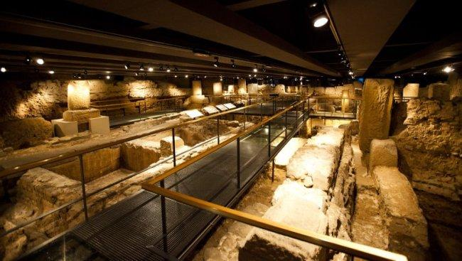 Discover the city's roots at Barcelona History Museum