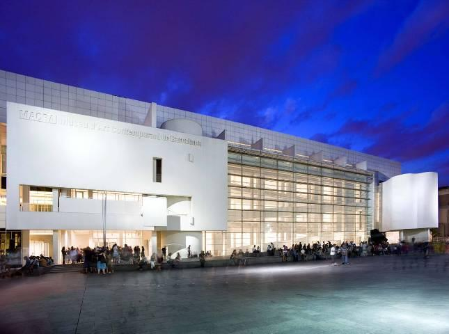Barcelona Museum of Contemporary Art – Cutting-edge modern art emporium