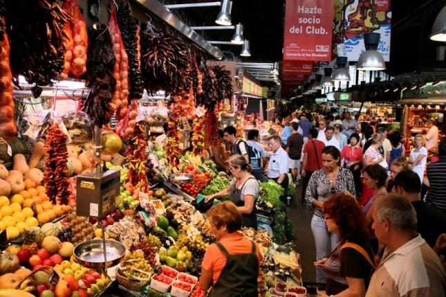The Barcelona Market Guide – Barcelona, the city of markets!